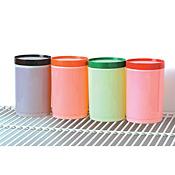 Carlisle PS70200 Store 'N Pour Assorted Colors Half-Gal Backup Units - Carlisle