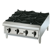Toastmaster TMHP4 Countertop Gas Hot Plate - Hot Plates
