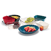 "Carlisle 15-5/8"" x 12"" Platters - Servingware"