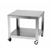 Univex Equipment Stand for use with small Slicers - Equipment Stands