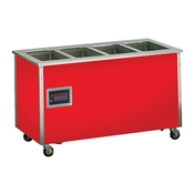 Vollrath 36140 Signature Server Hot Food Base - Portable Steam Tables