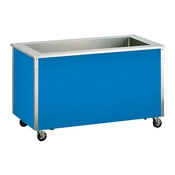 Vollrath 36165 Signature Server Refrigerated Cold Pan - Portable Food Bars