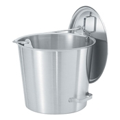 Vollrath 58161 Tapered Dairy Pail - Vollrath Janitorial Supplies