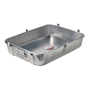 Vollrath 68362, Roast Pan Bottom With Strap, Pan - Aluminum Roasting Pans