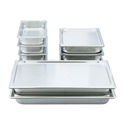 Vollrath 75450 Cook Chill Cover - Steam Table Pan Lids