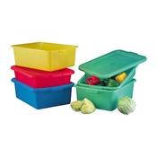 Vollrath 1501 Traex Food Storage Combo Set - Vollrath Food Storage Boxes