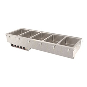 Vollrath 364-6 Five Well Hot Modular Drop-In - Vollrath Steam Tables