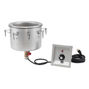 Vollrath 3646310 Drop-In Soup Well - Vollrath Steam Tables