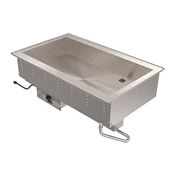 Vollrath 3650 Bain Marie Hot Drop-In - Vollrath Steam Tables