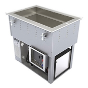 Vollrath 366-D Hot Cold Drop-In - Vollrath Steam Tables