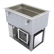 Vollrath 366-U Hot Cold Drop-In - Vollrath Steam Tables