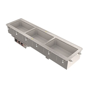 Vollrath 3664-4 Short Side Drop-In - Vollrath Steam Tables