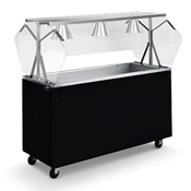 Vollrath 38-5 Affordable Portable Cold Food Station - Kiosks and Carts