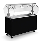 Vollrath 38-60-4 Affordable Portable Cold Food Station - Kiosks and Carts