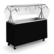 Vollrath 38-60-5 Affordable Portable Cold Food Station - Kiosks and Carts