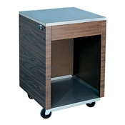 Vollrath 38 Affordable Portable Cashier Station - Kiosks and Carts
