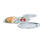 Vollrath 47242 Oval Platter - Vollrath Servingware