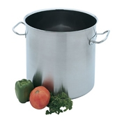 Vollrath 47722 Intrigue Stock Pot - Stainless Steel Stock Pots