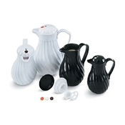 Vollrath 521-10 Tilt and Pour Swirl Server - Coffee Carafes and Servers