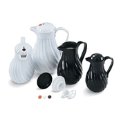 Vollrath 521-64 Tilt and Pour Swirl Server - Coffee Carafes and Servers