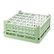 Vollrath 52684 Signature Compartment Rack - Vollrath Warewashing and Handling Supplies