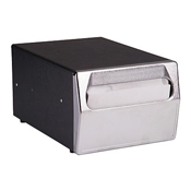 Vollrath 6512 Napkin Dispenser - Vollrath Disposable Dispensers