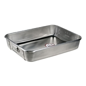 Vollrath 68361 Wear Ever Roast Pan Top With Strap - Aluminum Roasting Pans