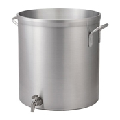 Vollrath 68691 Wear Ever Stock Pot With Faucet - Vollrath Cookware