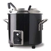Vollrath 7217 Cayenne Retro Stock Pot Kettle Rethermalizer - Vollrath Warming and Display Equipment