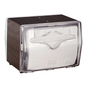 Vollrath 7545 Napkin Dispenser - Vollrath Disposable Dispensers
