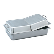 Vollrath 77400 Full Hinged Dome Cover - Steam Table Pan Lids