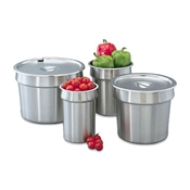 Vollrath 78184 Vegetable Inset - Bain Marie Pots