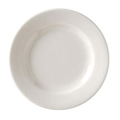 "Vertex China VRE-21 Rolled Edge Plate 12"" - Dinner Plates"