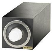 San Jamar C2902BK EZ-Fit Double-Box, Black Beverage Center Cabinets - San Jamar