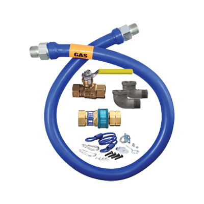 Dormont 1650KIT48 Safety System Gas Connector Kit