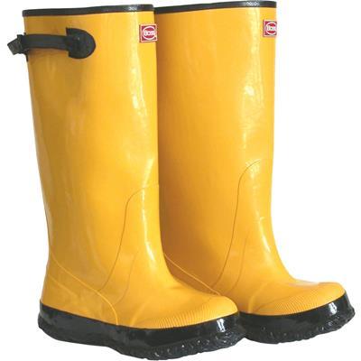 Boss 2KP4481 Yellow Rubber Slush Knee Boot