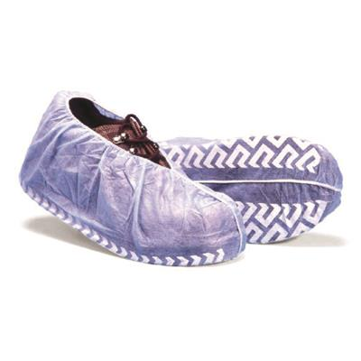 Keystone X-Large Blue Non Skid Shoe Covers