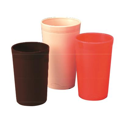 Cook's 16 oz. Co-Polymer Orange Tumblers