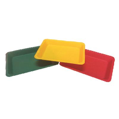 Cook's Brand 4S-CP Reusable Commissary Meal Trays