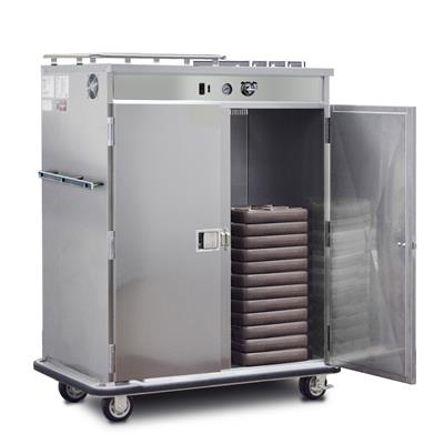 Cook's 630-CDC72 Heated Tray Delivery Cart