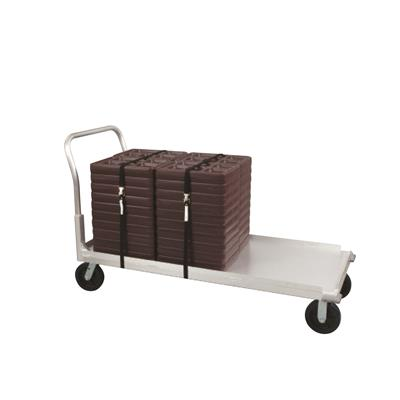 Cook's Brand 630-FBC-4 SS Flatbed Cart