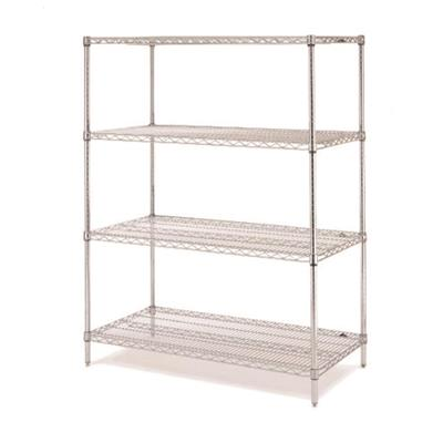"FSE J2460-63C 24"" Deep 4 Shelf Starter Units"