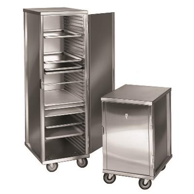 Channel 53C Enclosed Non-Insulated Full Size Bun Pan Cabinet