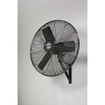 "Air King 30"" Oscillating Industrial Wall Mount Fan"