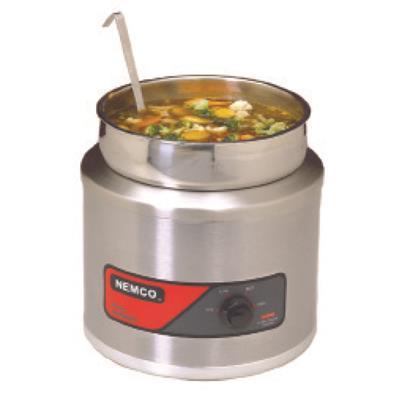 Nemco Classic Round Food Warmer