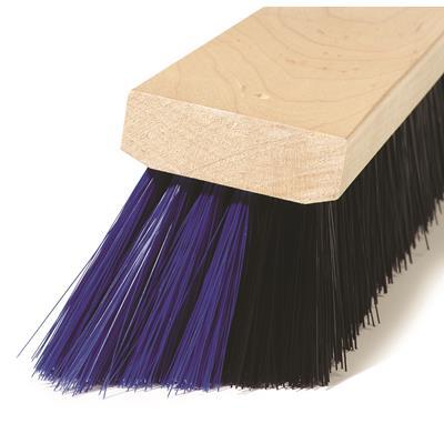 "Carlisle 24"" Plastic Block Omni Sweep"