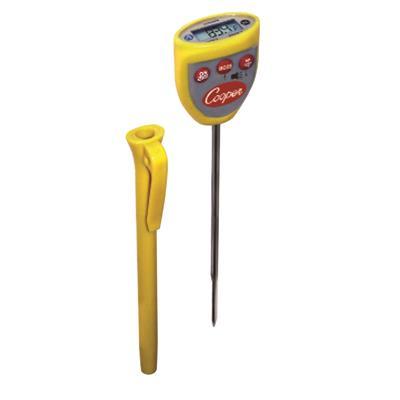 Cooper Waterproof Digital Thermometer