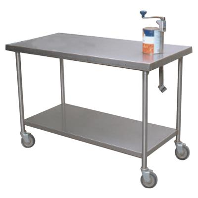 """Cook's 30"""" x 48"""" Can Opener Table"""