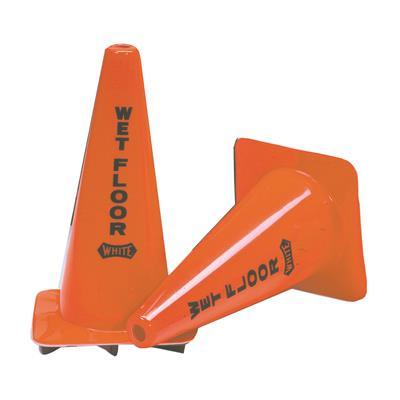 Continental Orange Wet Floor Caution Cone