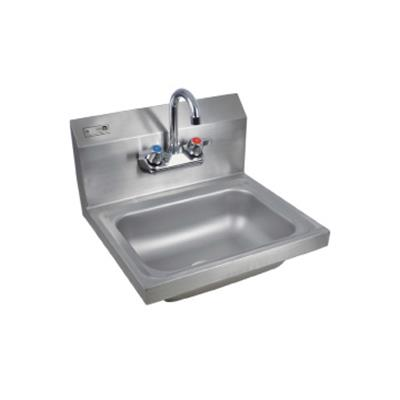 John Boos PBHS-W-1410-P Hand Sink